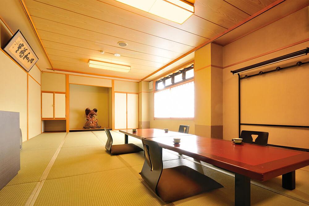 本館 大部屋 和室12〜20畳(共同トイレ)メイン画像